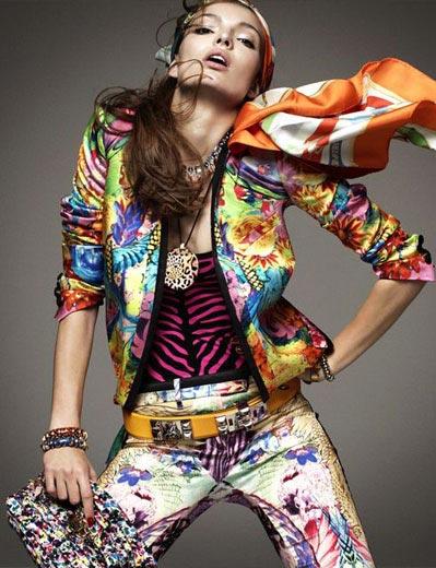 Voguegerman 5 mélanges dimprimés bien foireux pour 2012