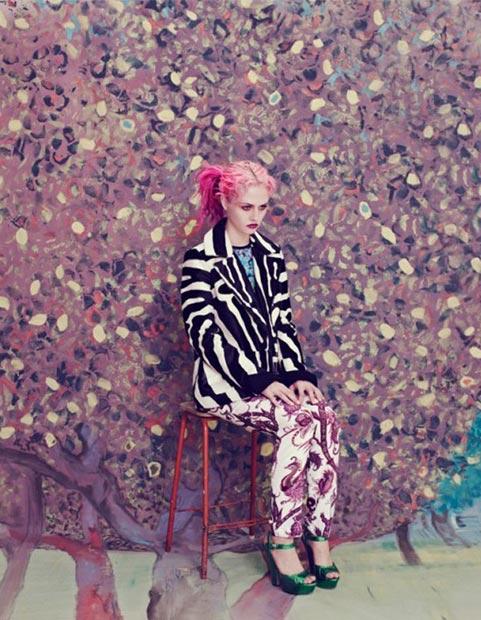 Wonderland 5 mélanges dimprimés bien foireux pour 2012