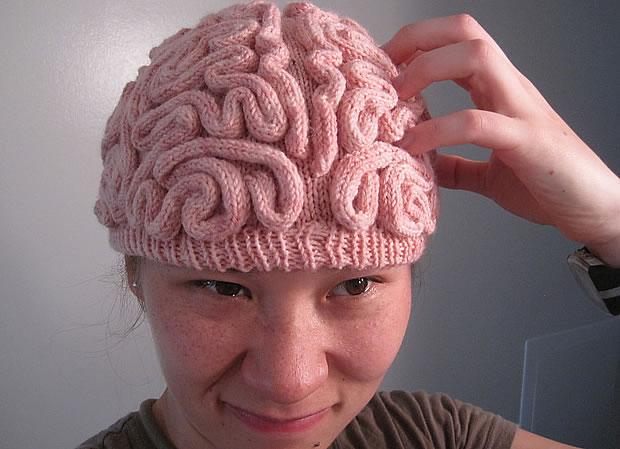 un bonnet cerveau id e cadeau pourrie 7. Black Bedroom Furniture Sets. Home Design Ideas