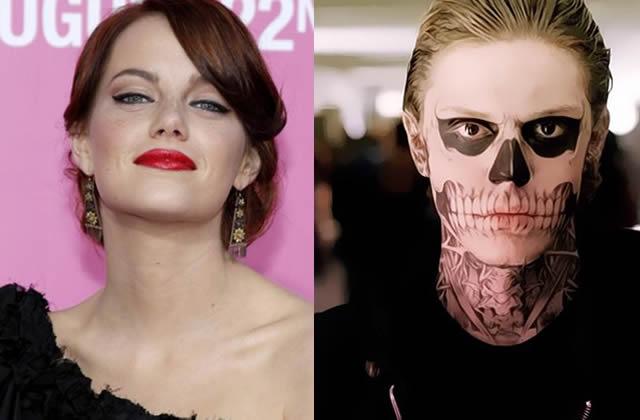 Evan Peters et Emma Stone – Les Fantasmes de la Semaine