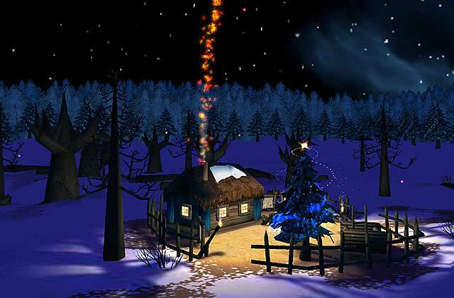 À la recherche de l'Esprit de Noël – Chroniques de l'Intranquillité