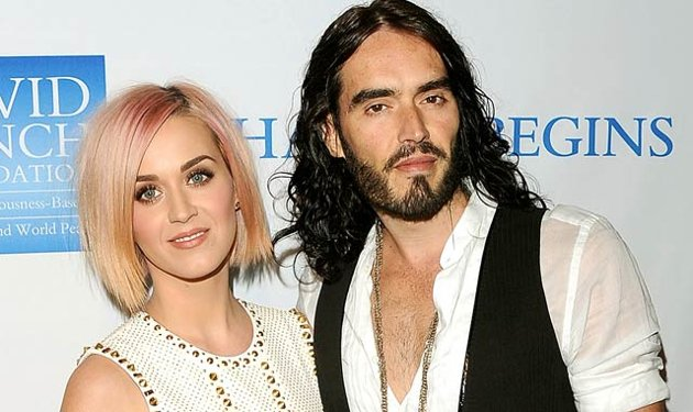 katyrussell Katy Perry et Russell Brand divorcent