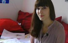 Léa – étudiante en DMA cinéma d'animation