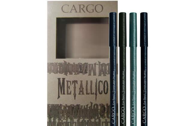 Metallico, la collection Noël de Cargo
