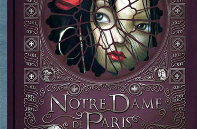 Notre Dame de Paris, illustré par Benjamin Lacombe – Idée cadeau cool #8