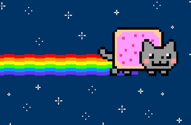 Nyan Cat – Mèmologie 2011