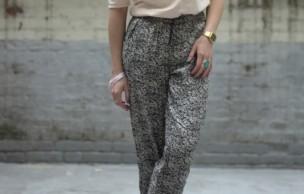 Lien permanent vers Comment porter des pantalons de pyjama dans la rue ?