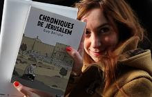 Coucous Bouzon, la chronique BD de Pénélope