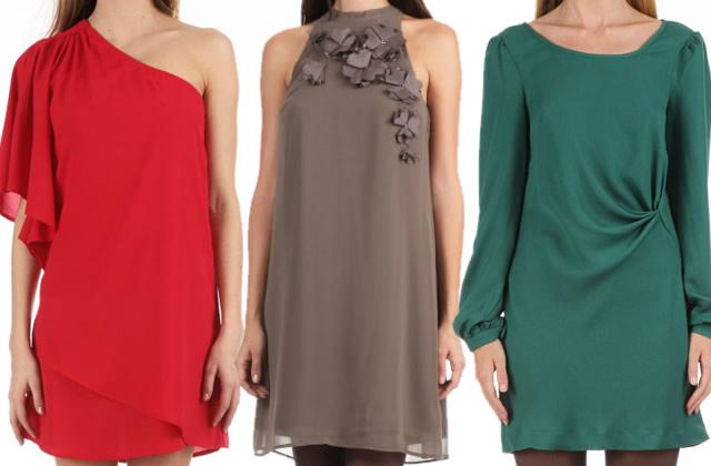 25 robes qui ne manquent pas de couleurs pour le Nouvel An