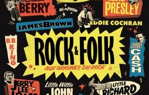 Lien permanent vers La compil' Rock & Folk, aux origines du Rock – Idée cadeau cool #10