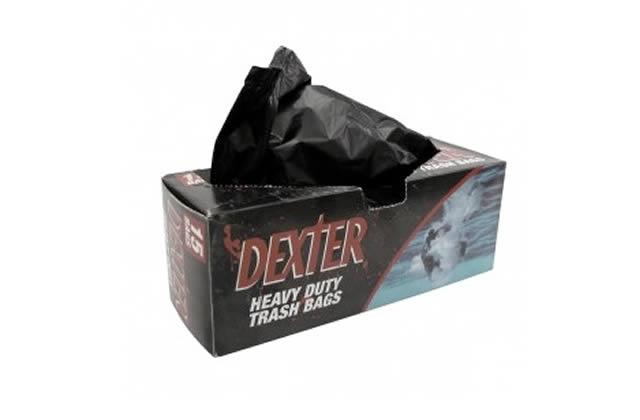 Les sacs poubelle Dexter – Idée cadeau pourrie #6
