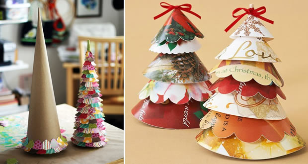 Décoration & DIY de Noël #1 sapinspapiers