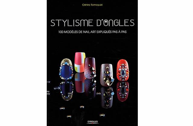 Stylisme d'ongles, un livre spécial nail-art