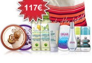 The Body Shop propose un vanity à 40€ au lieu de 117