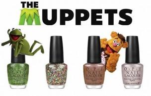 Lien permanent vers La collection Muppets pour OPI