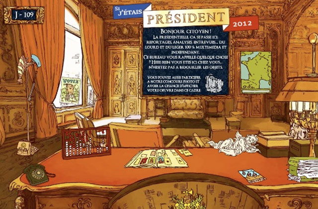 3 sites Internet qui rendent la campagne présidentielle plus ludique