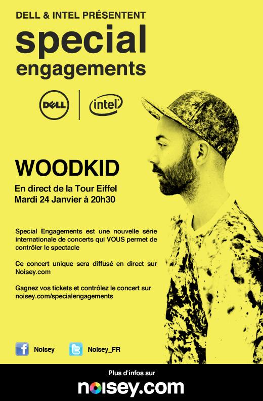 FLYER2 Le concert de Woodkid retransmis ce soir sur Noisey