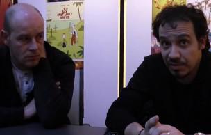 Lien permanent vers Alexandre Astier en interview avec Steven Dupré (Kaamelott, la BD)