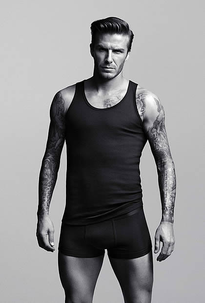 David Beckham : sa collection de slips pour H&M beckhamhm2