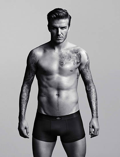 David Beckham : sa collection de slips pour H&M beckhamhm4