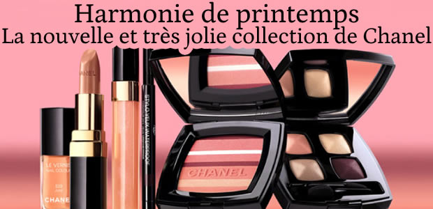 Harmonie de Printemps, la collection Printemps/Eté 2012 de Chanel