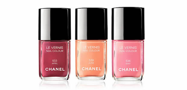 Harmonie de Printemps, la collection Printemps/Eté 2012 de Chanel chanel5