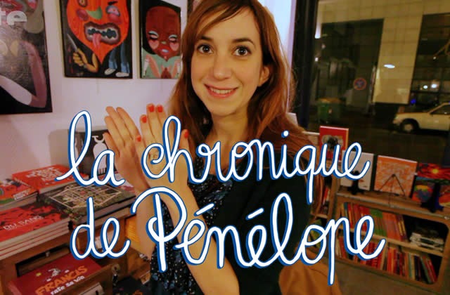Pénélope chronique Angoulême 1/4 – Les Amateurs