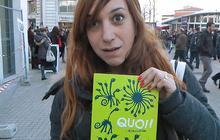 Pénélope, les Chroniques de Jérusalem, Guy Delisle et Angoulême 2012