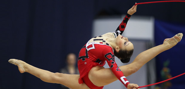 cordeGRS La Gymnastique Rythmique   Les madmoiZelles & leur sport