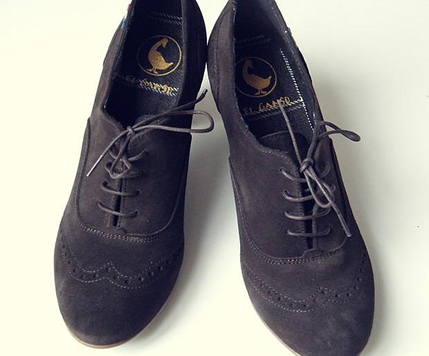 détail chaussures el ganso El Ganso, une nouvelle marque espagnole à découvrir