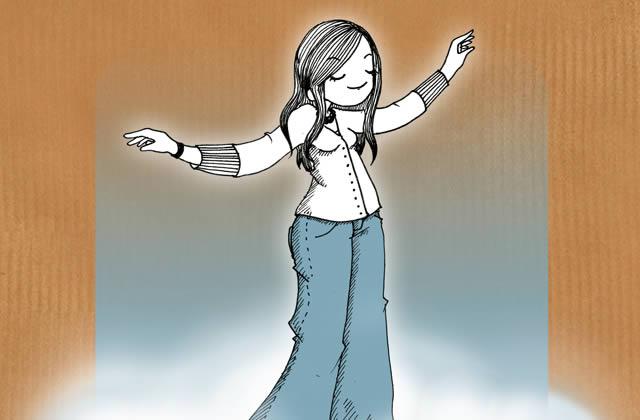 Le dessin de Nepsie #21 – Le sentiment de plénitude