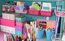 Custo & déco : des accessoires de bureau colorés