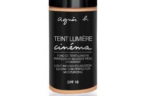 Lien permanent vers Fond de teint Lumière Cinéma d'Agnès B : le test