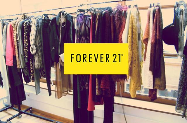 Forever 21 : ce qui vous attend à Vélizy 2