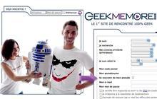 GeekMeMore : le site de rencontre pour les geeks