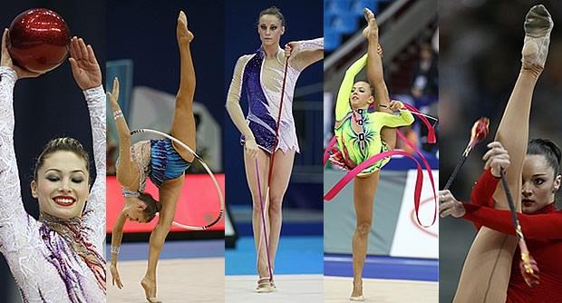 grsengins La Gymnastique Rythmique   Les madmoiZelles & leur sport