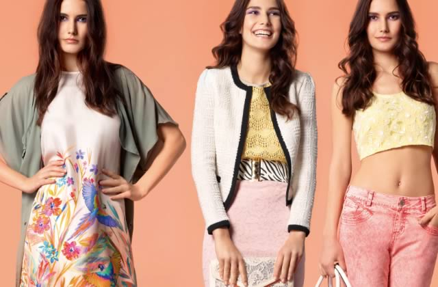 New Look : la collection Printemps/Été 2012