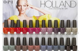Lien permanent vers OPI sort sa collection Holland