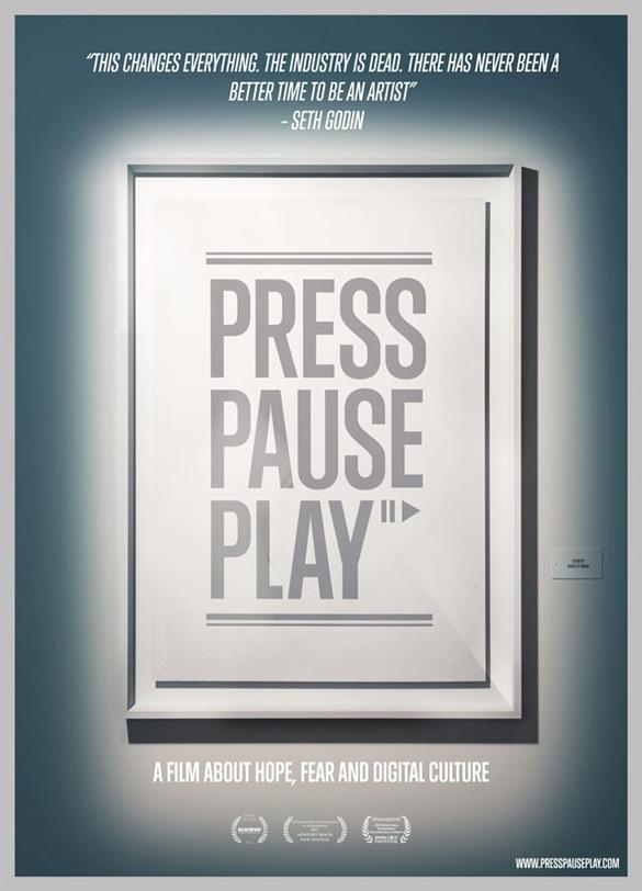 Press Pause Play, un documentaire sur la révolution numérique pause