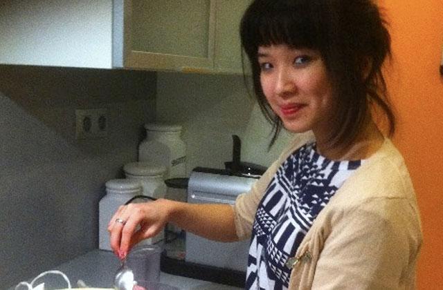 Recette de samoussas porc-taro (+ photos de notre nouvel an asiat à la rédac !)