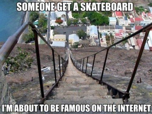 Les trouvailles dInternet pour bien commencer la semaine #62 skateboard