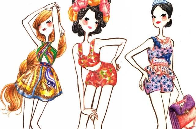 Les tendances mode Printemps Été 2012