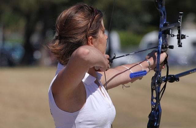 Le tir à l'arc sur cibles – Les madmoiZelles & leur sport