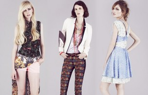 Lien permanent vers Topshop : la collection Printemps Été 2012