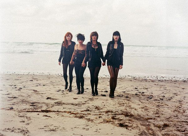 DumDumGirls Deux mixtapes des Dum Dum Girls