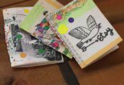 Lien permanent vers Atelier créatif février 2012 : fabrique-toi un carnet !