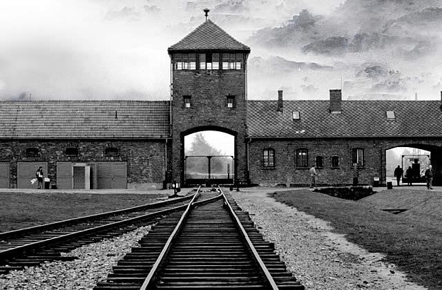 J'ai visité les camps de la mort d'Auschwitz-Birkenau