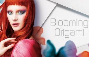 Lien permanent vers Blooming Origami, la collection printemps 2012 de Kiko