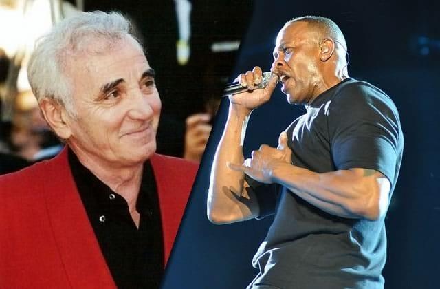 4 fois où Charles Aznavour a inspiré des rappeurs