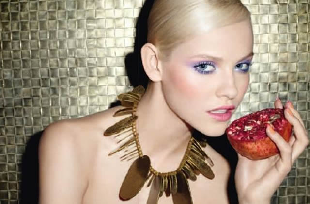 La collection maquillage printemps 2012 d'Yves Saint Laurent